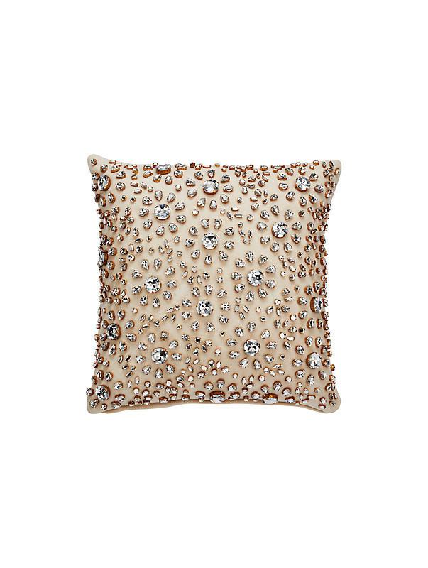floral burst pillow