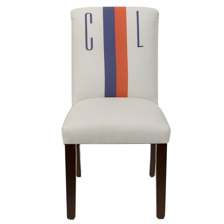 Clare V. X The Inside Monogram Racer Stripe