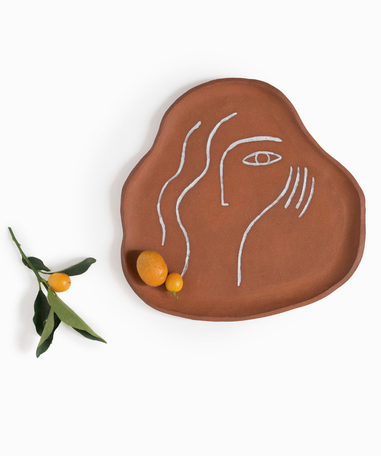 Face Dish by Tactile Matter