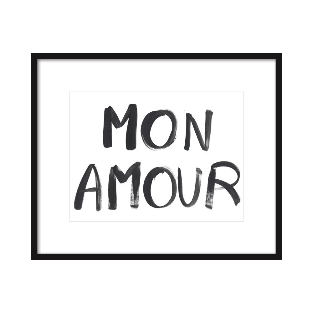 Mon Amour by Karen Lev