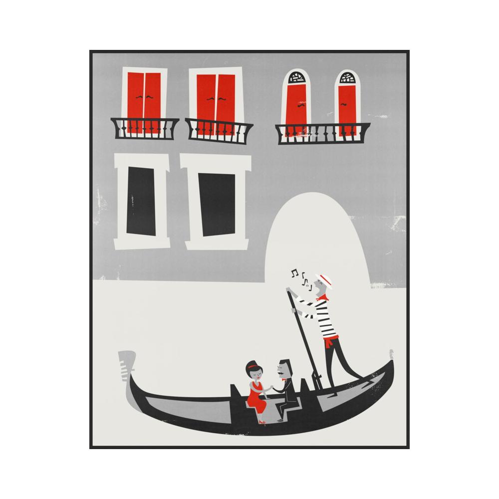 Venitian Gondola Ride by Mark & Suumin - Fox & Velvet