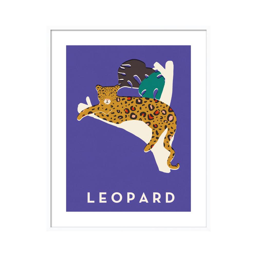 Leopard by Naomi Wilkinson