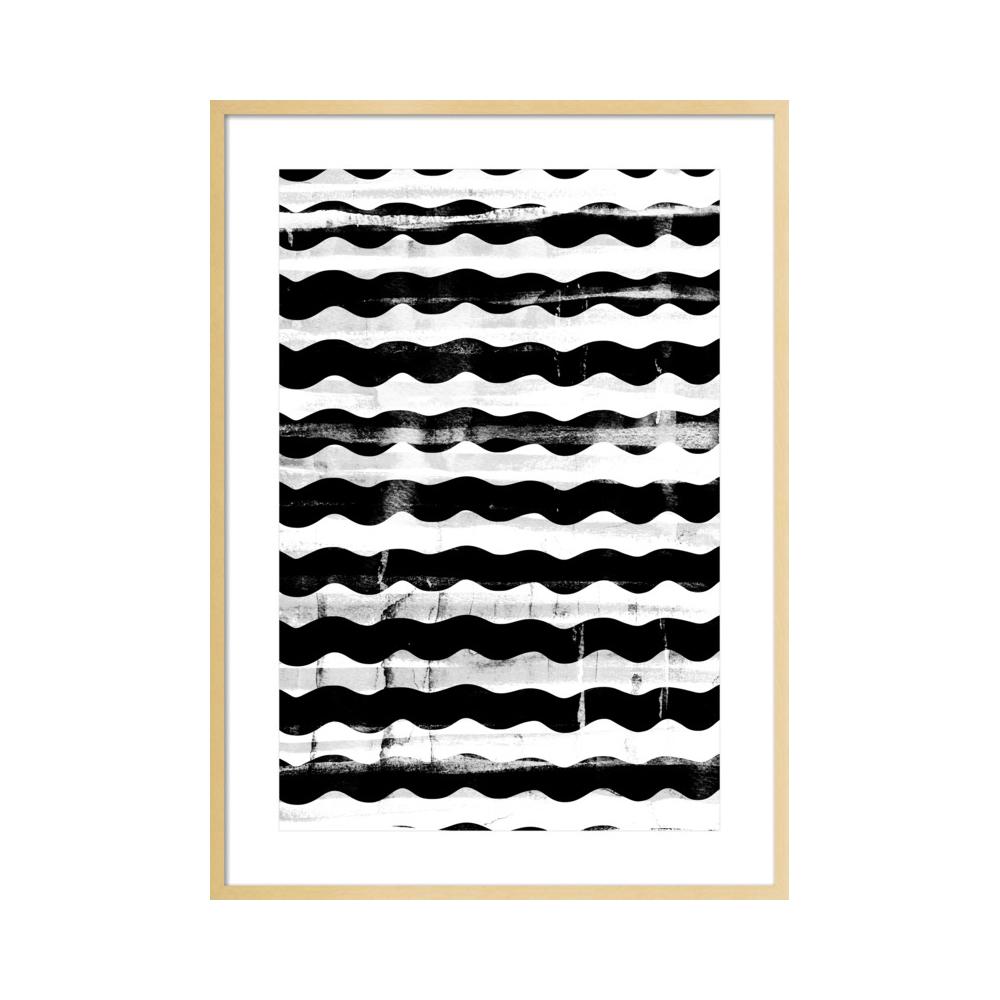 Black Waves by Georgiana Paraschiv