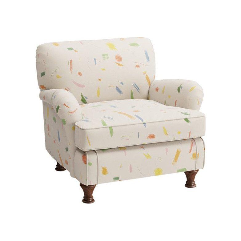 The Inside x Maisonette Kids Club Chair, Maisonette Doodle