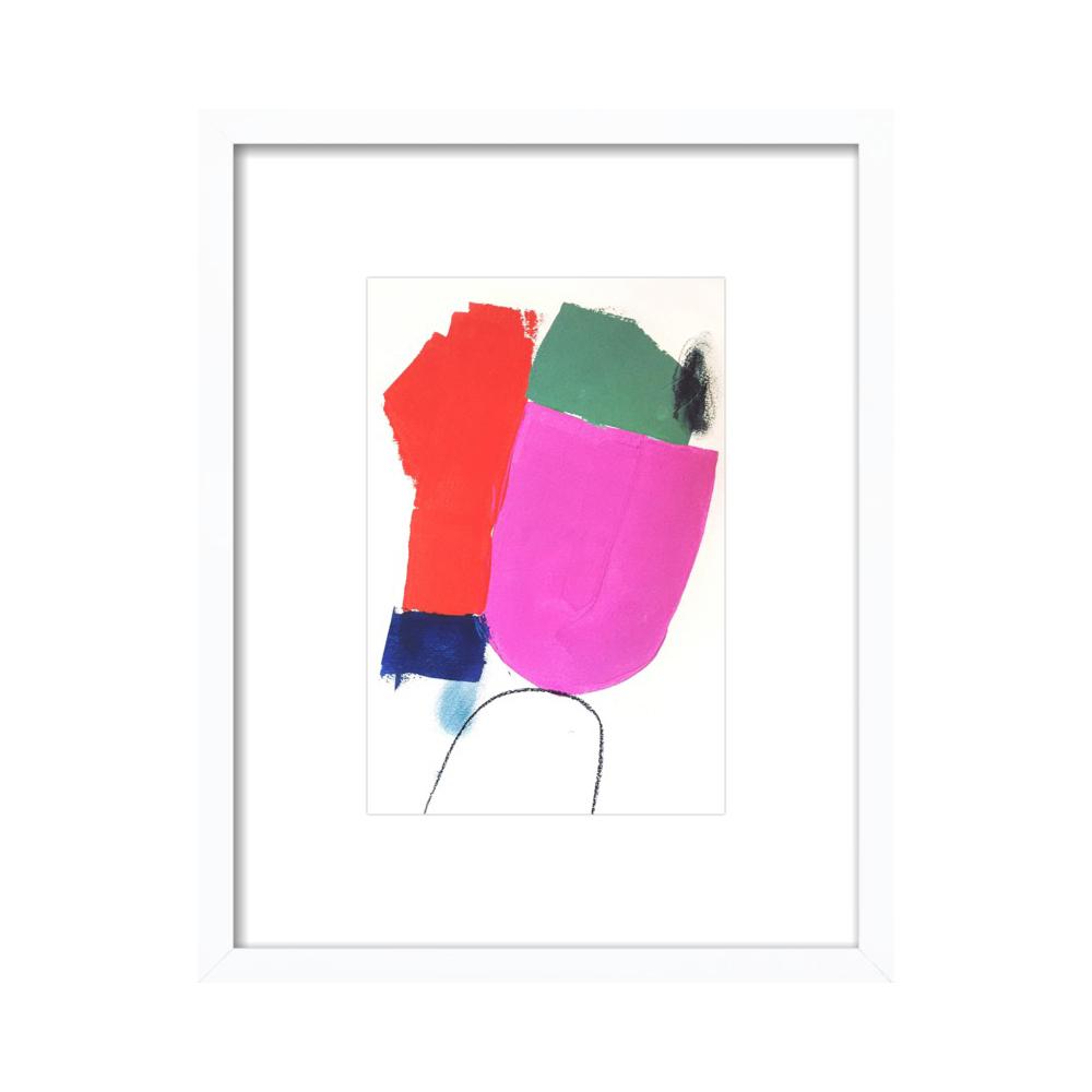 Summer Palette  BY HEATHER J CHONTOS