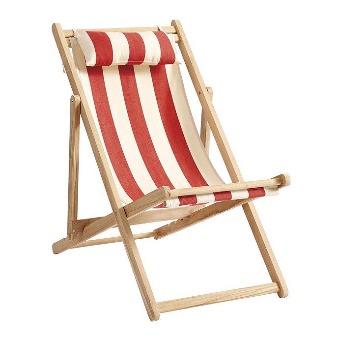 Classic Beach Folding Chair