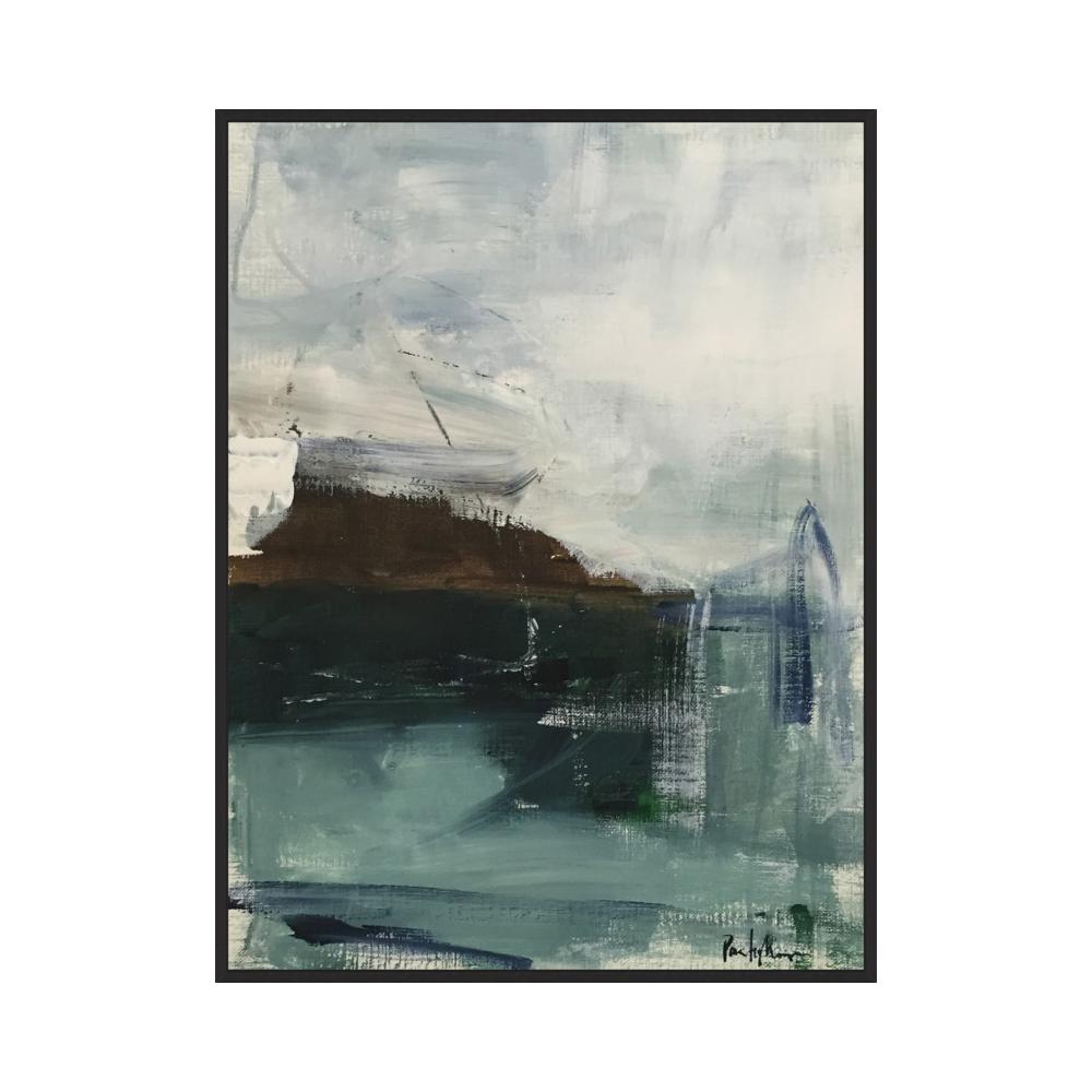 Ocean Abstract  BY PAMELA MUNGER