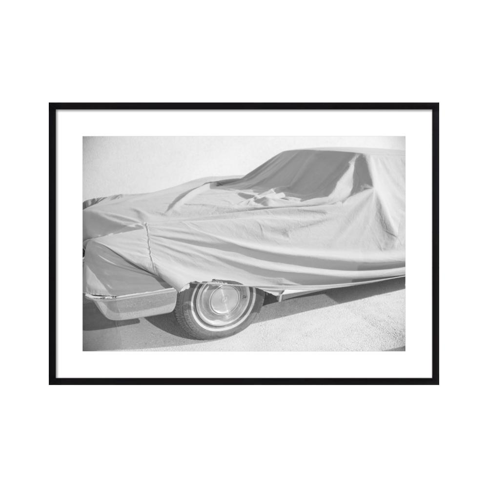 Garage (Cadillac)  BY ANAT VAKNIN APPELBAUM
