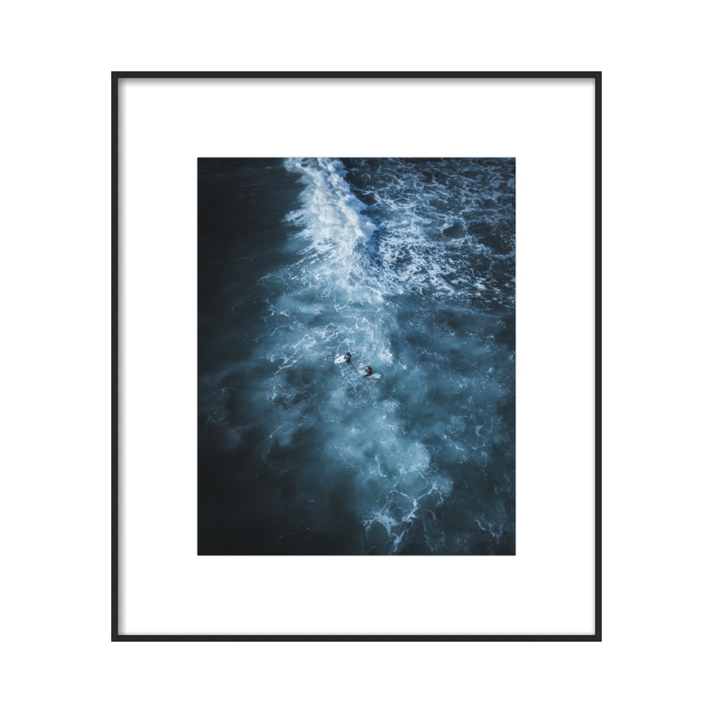 Moody Ocean  BY RYAN SZOT