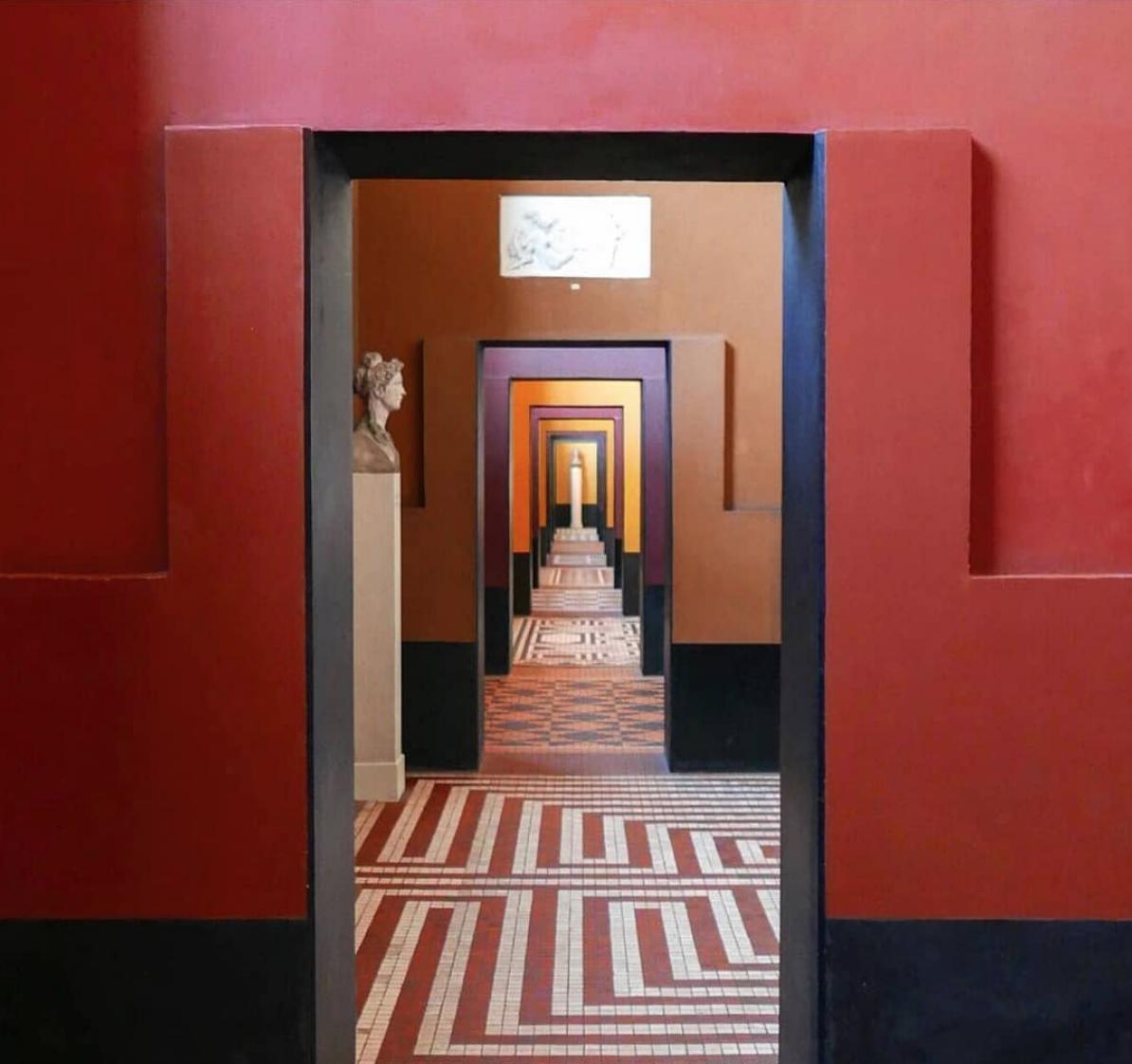 The Thorvaldsen Museum in Copenhagen