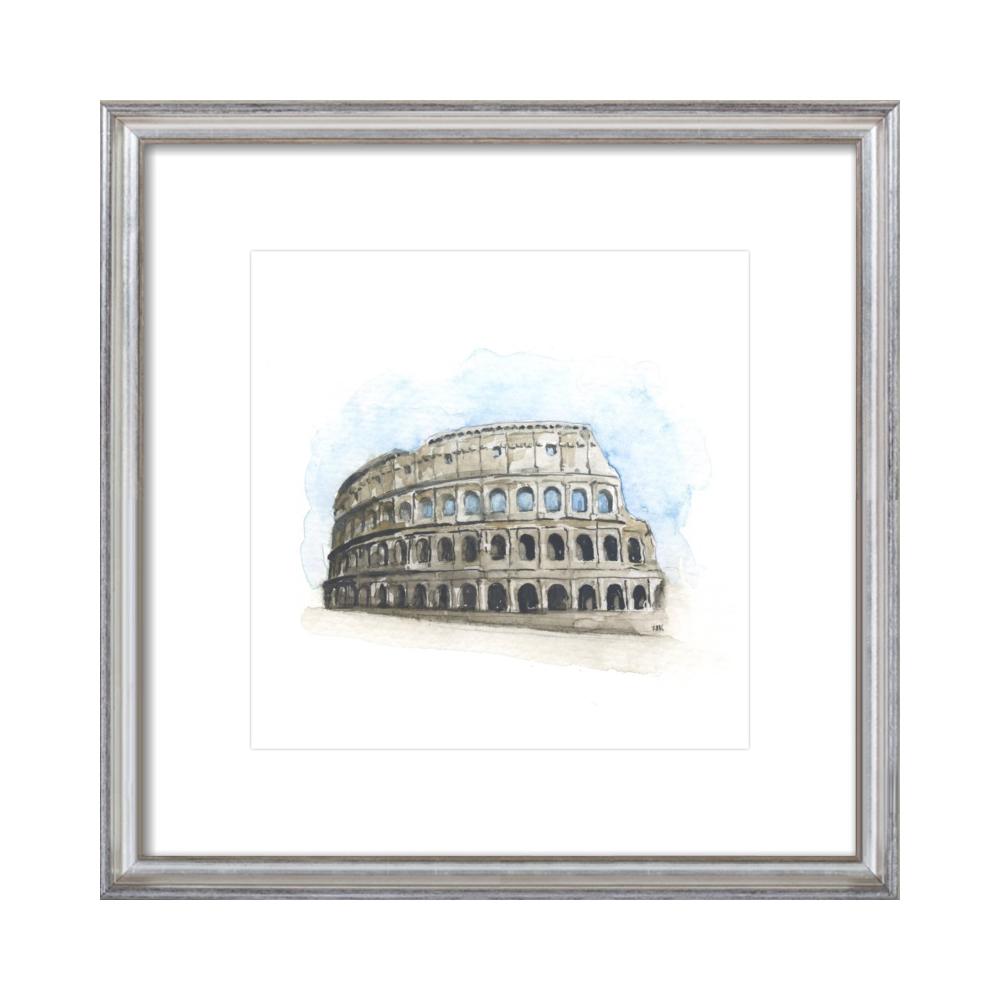 The Coliseum  BY NICOLE KEATON