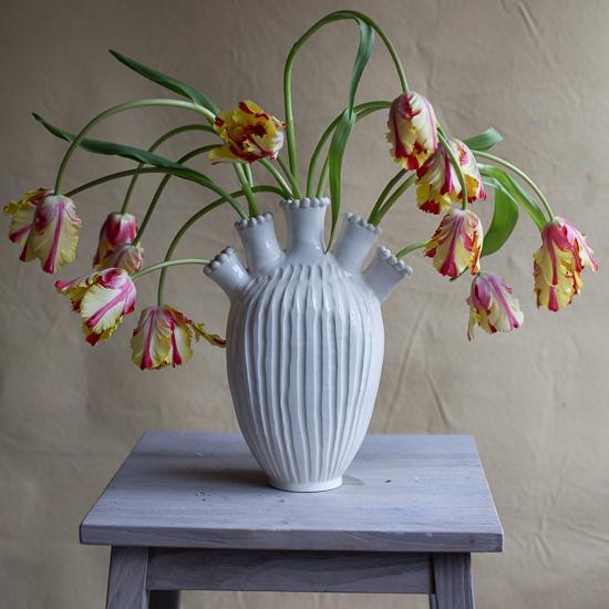 Five Spout Tulipiere