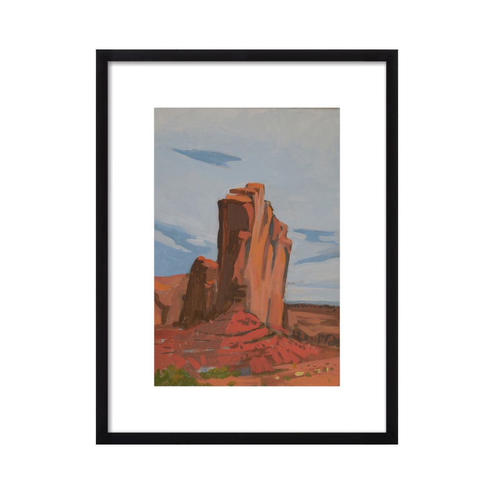 Monument Valley  BY SHELLEY HULL
