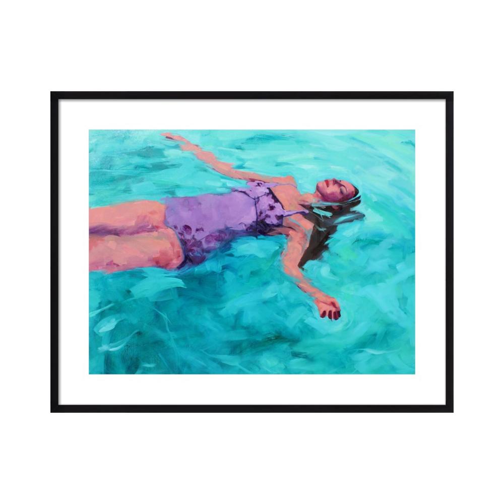 Watery Bliss  BY T. S. HARRIS