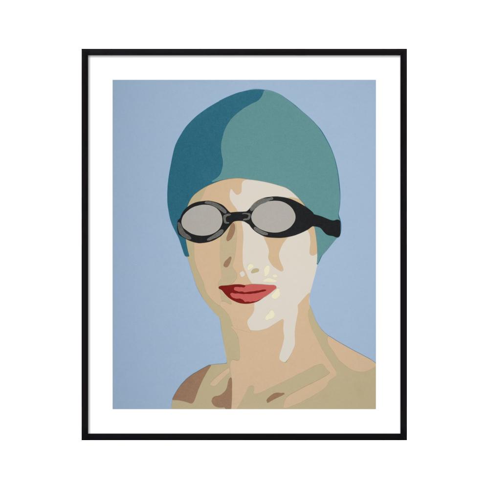 Swim Cap  BY RANKIN WILLARD