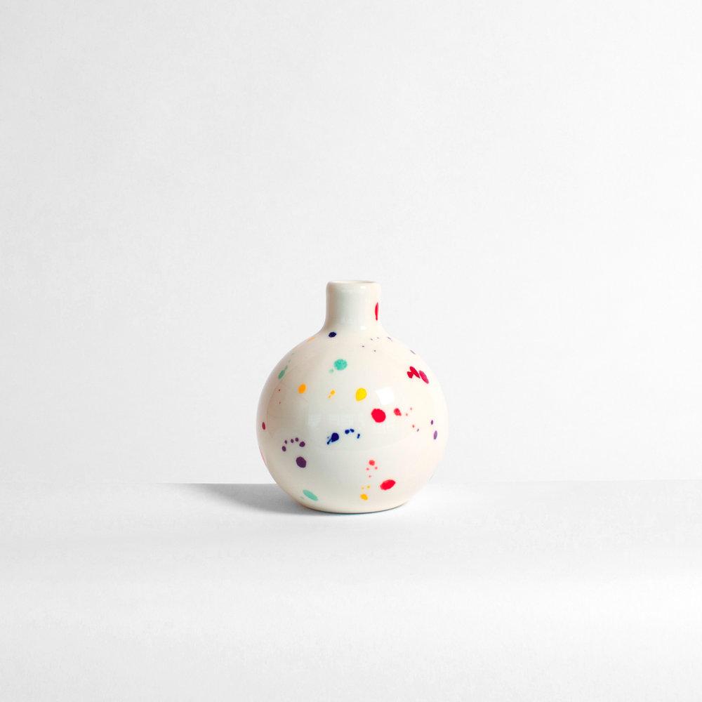 Confetti Bud Vase