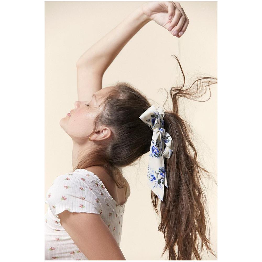 Laura Ashley & UO Bow Scrunchie