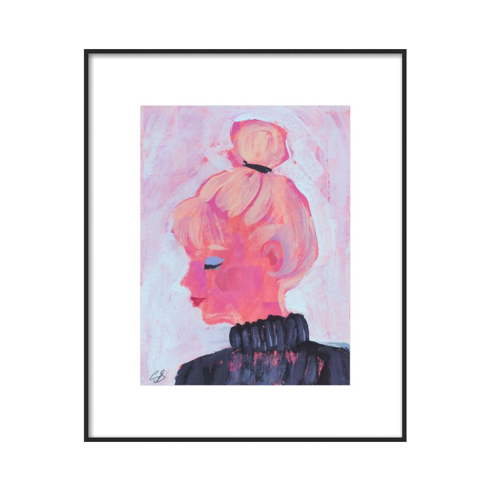 Blonde  BY GABRIELLA BUCKINGHAM