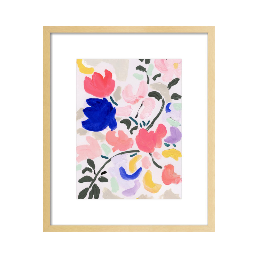 Spring Petals  BY KT SMAIL