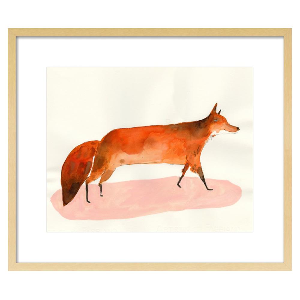 Fox  BY ELIZABETH GRAEBER