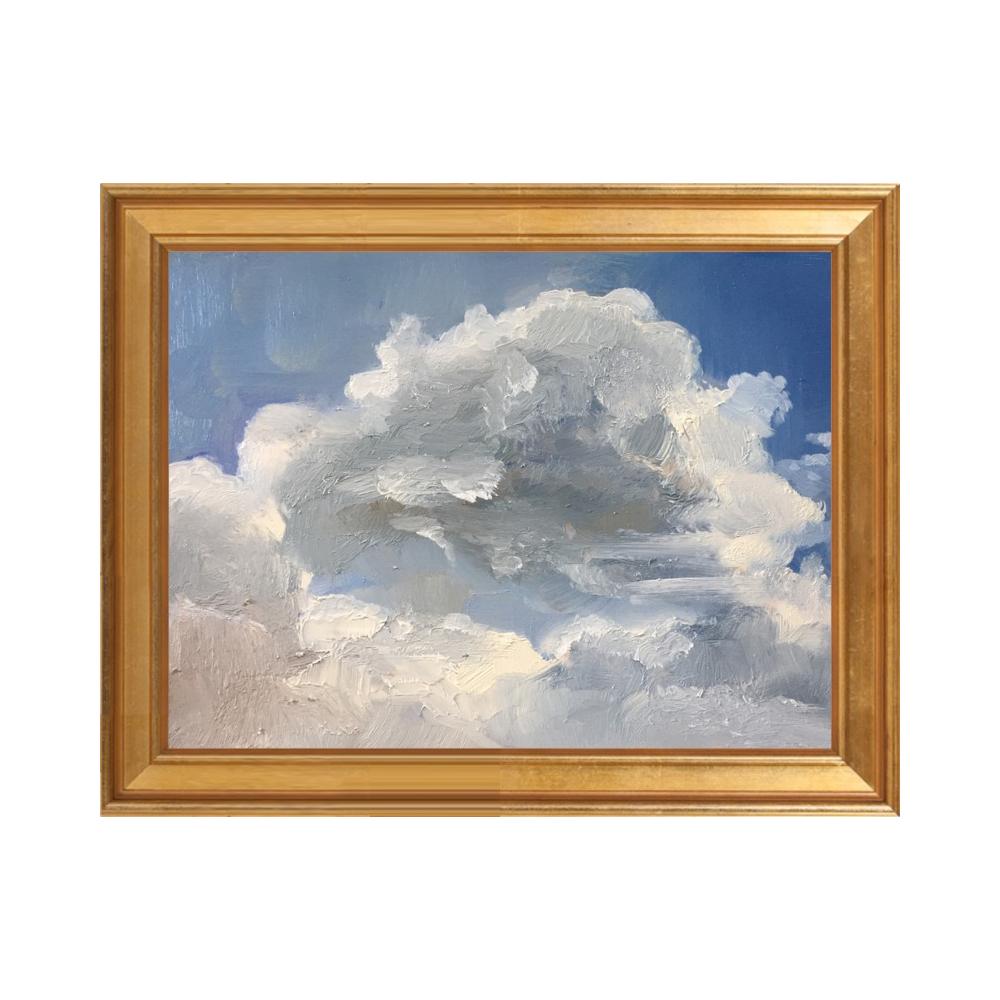 Clouds  BY PHILINE VAN DER VEGTE