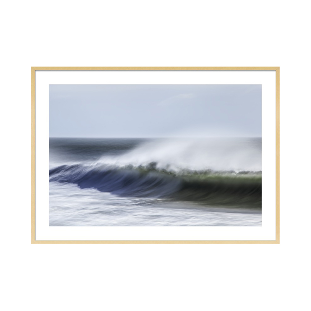 Waves with spray  BY WALKING SHADOWS PHOTOGRAPHY