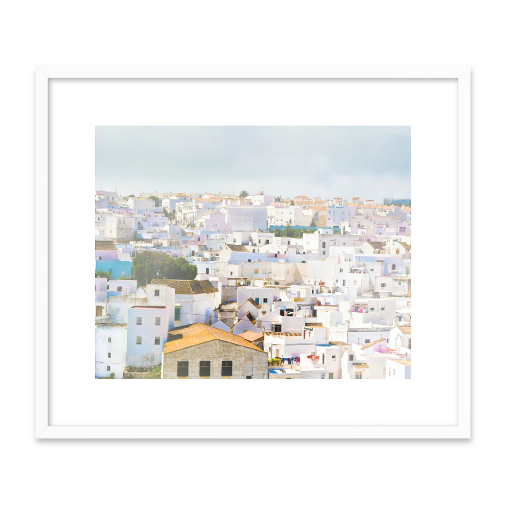 Andalucian White  BY KERI BEVAN