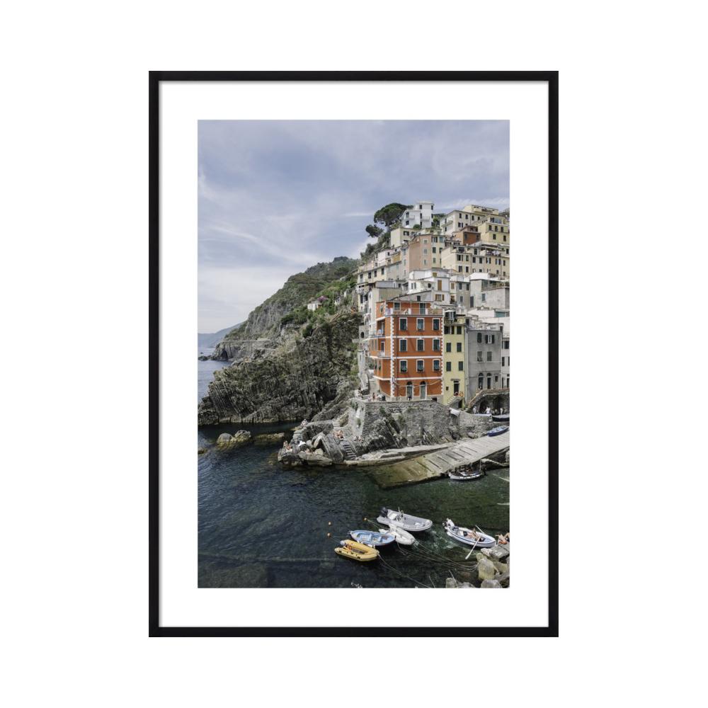 Riomaggiore  BY LAUREN & ANNAEL TOLILA