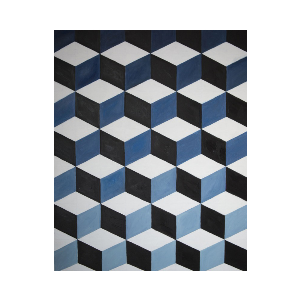 Four Corners Blue  BY MEGAN ADAMS