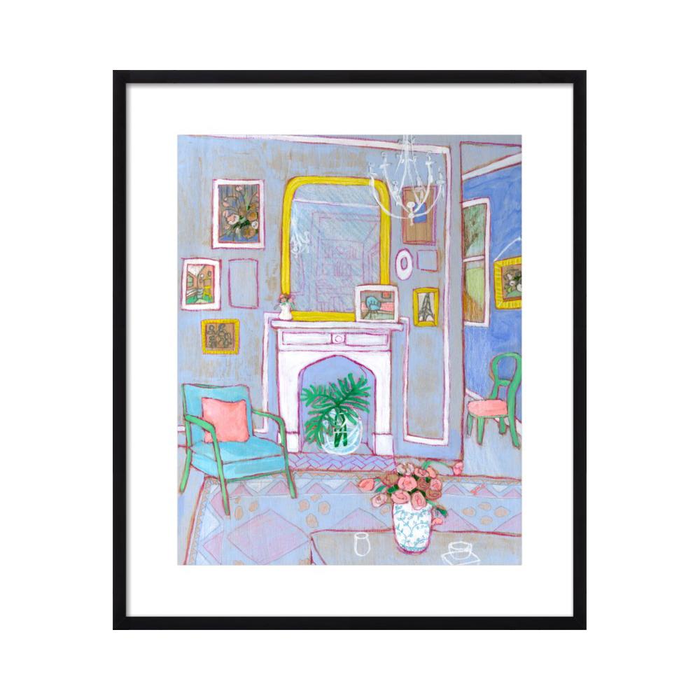 Dream Room 5  BY JENNIFER ALLEVATO