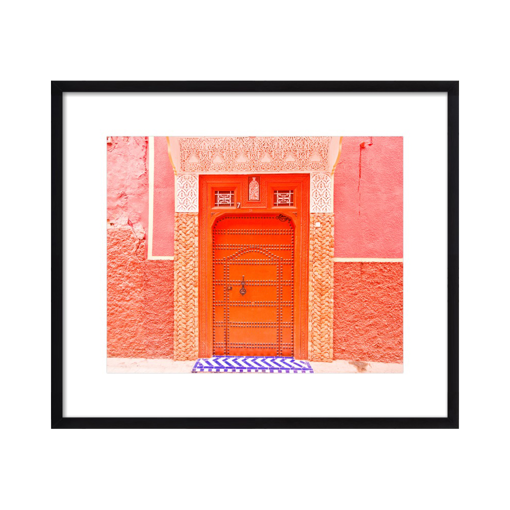 The Pink City  BY KERI BEVAN