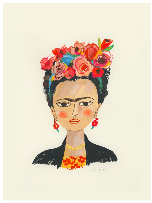 Frida BY CAROLYN GAVIN