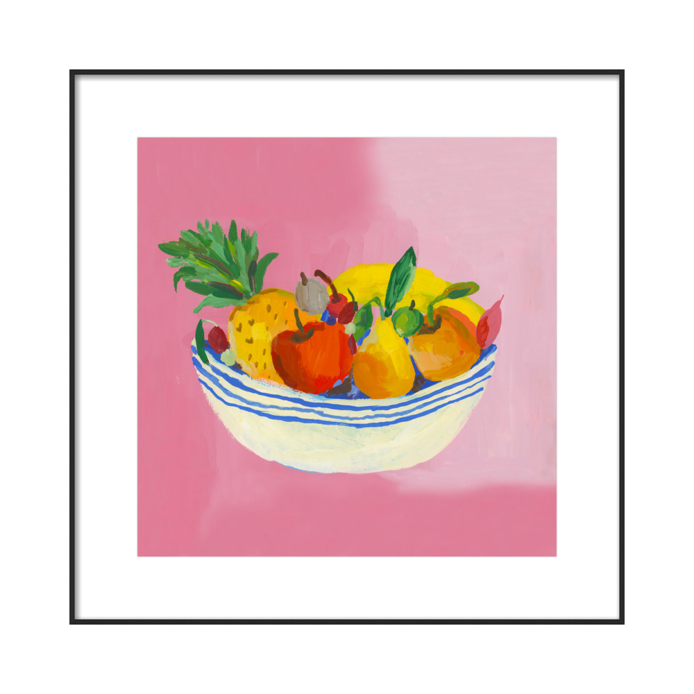 Fruit Bowl  BY CAROLYN GAVIN