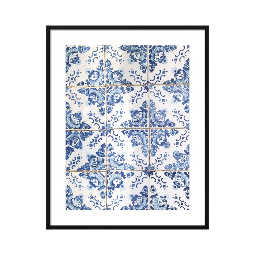Azulejos  BY INGRID BEDDOES