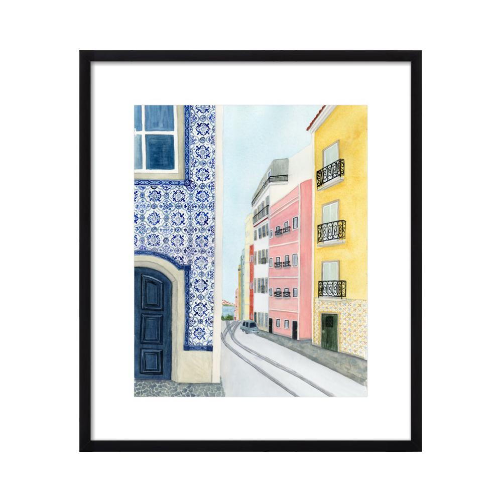 Lisbon  BY KATE WONG