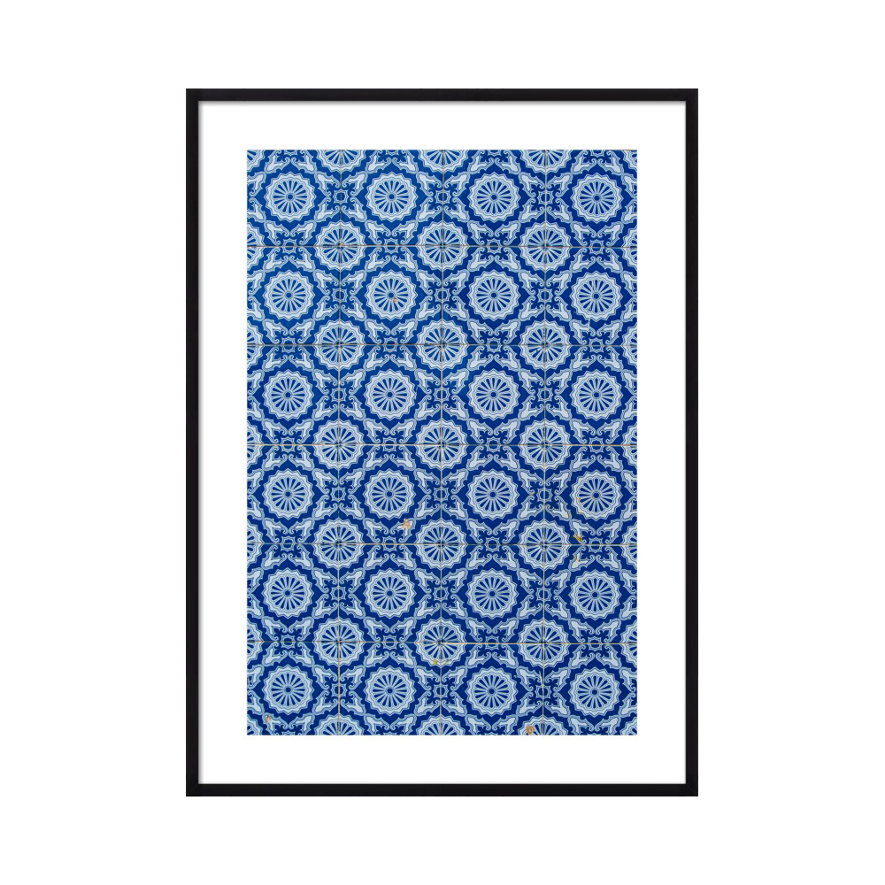 Blue Tiles in Lisbon  BY SIVAN ASKAYO