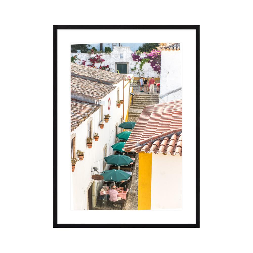 Obidos, Portugal  BY SIVAN ASKAYO