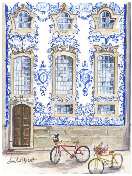 Porto  BY  LYDIA MARIE ELIZABETH