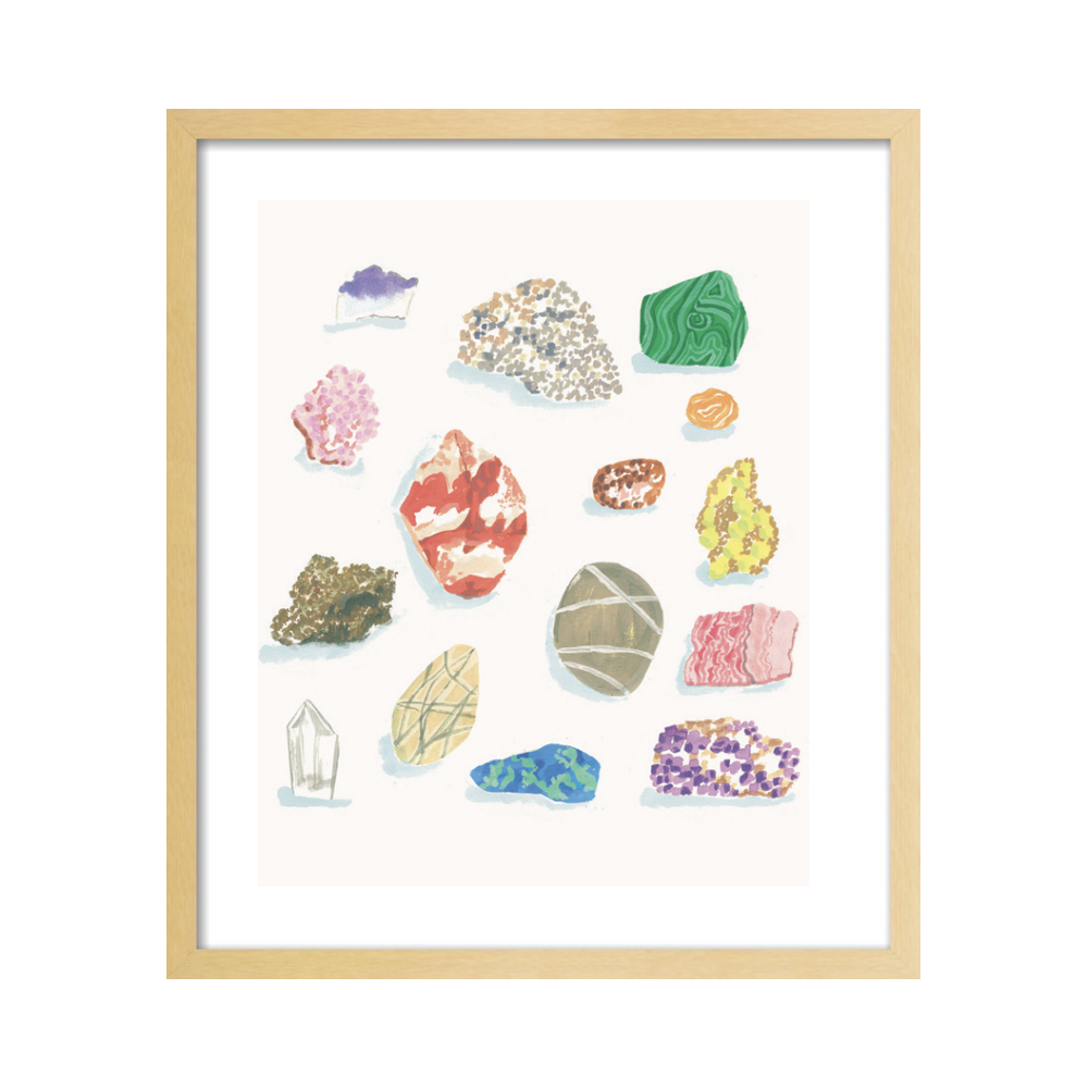 Gems  BY DANIELLE KROLL