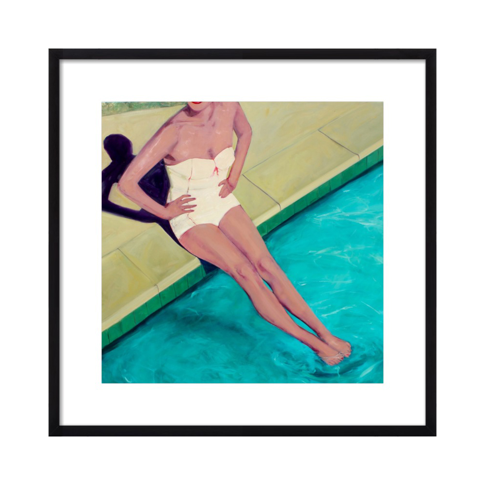 Poolside Beauty  BY T. S. HARRIS