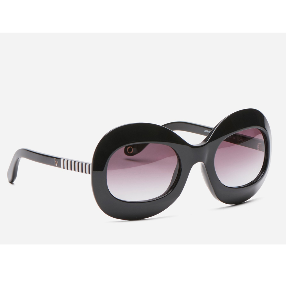 Oberon Sunglasses Black