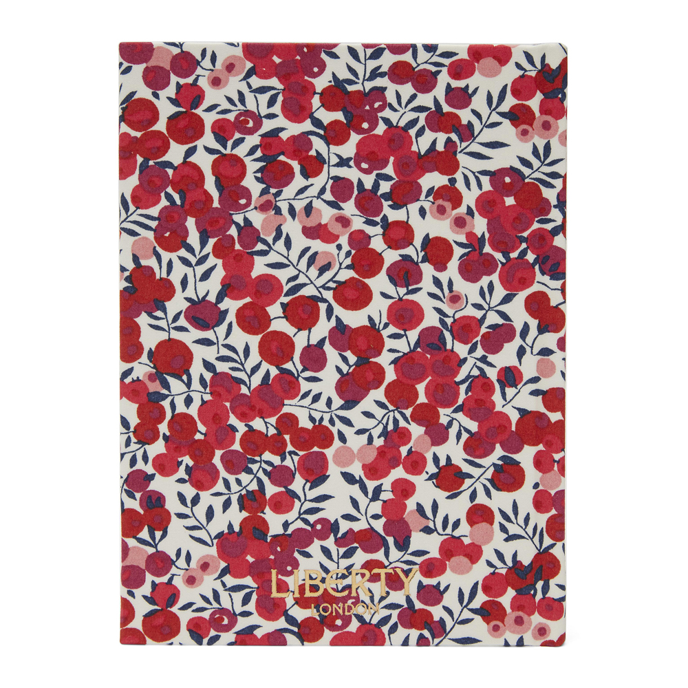 LIBERTY LONDON Wiltshire Print Cotton Small Pocket Notebook