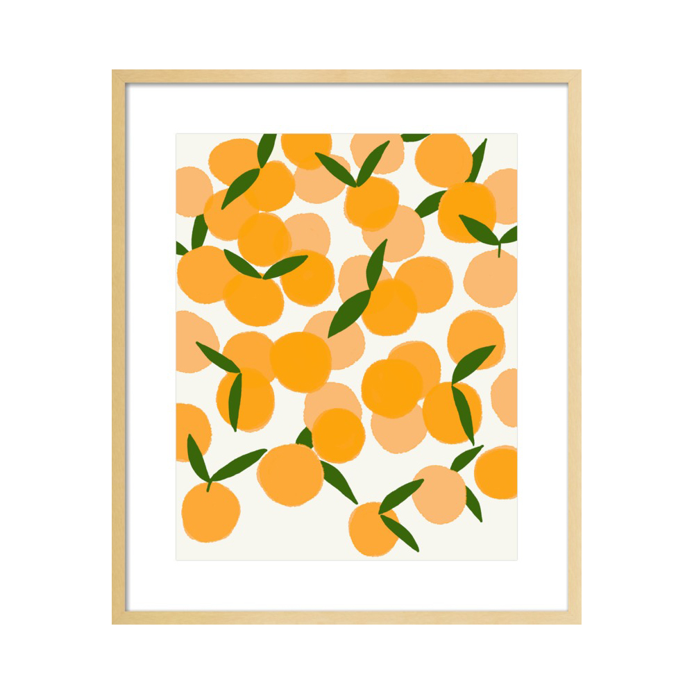 Clementines  BY JOREY HURLEY
