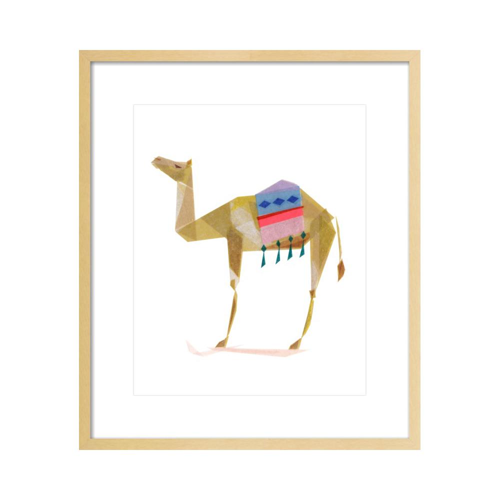 Carla Camel  BY DARRAH GOODEN