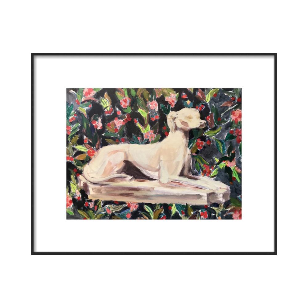 Greyhound  BY HANNAH DEAN