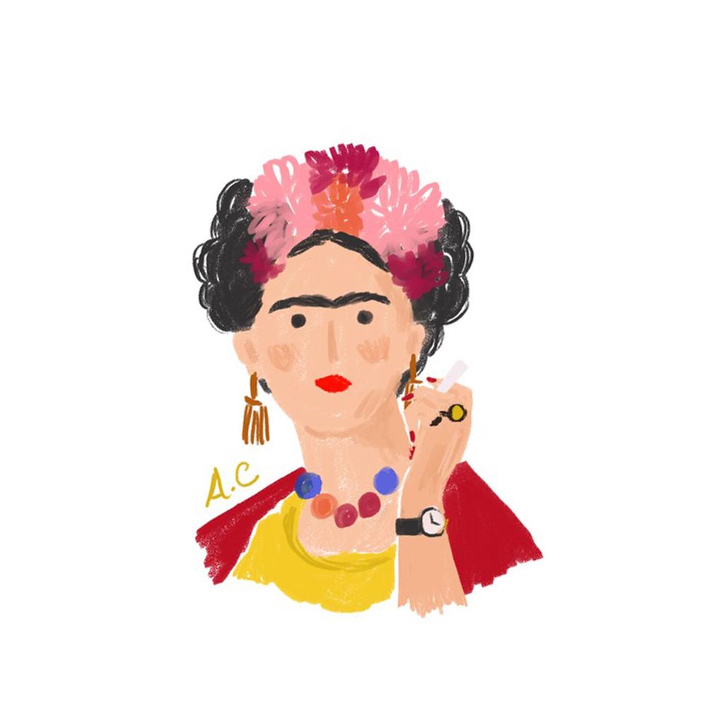 Frida  BY AYANG CEMPAKA
