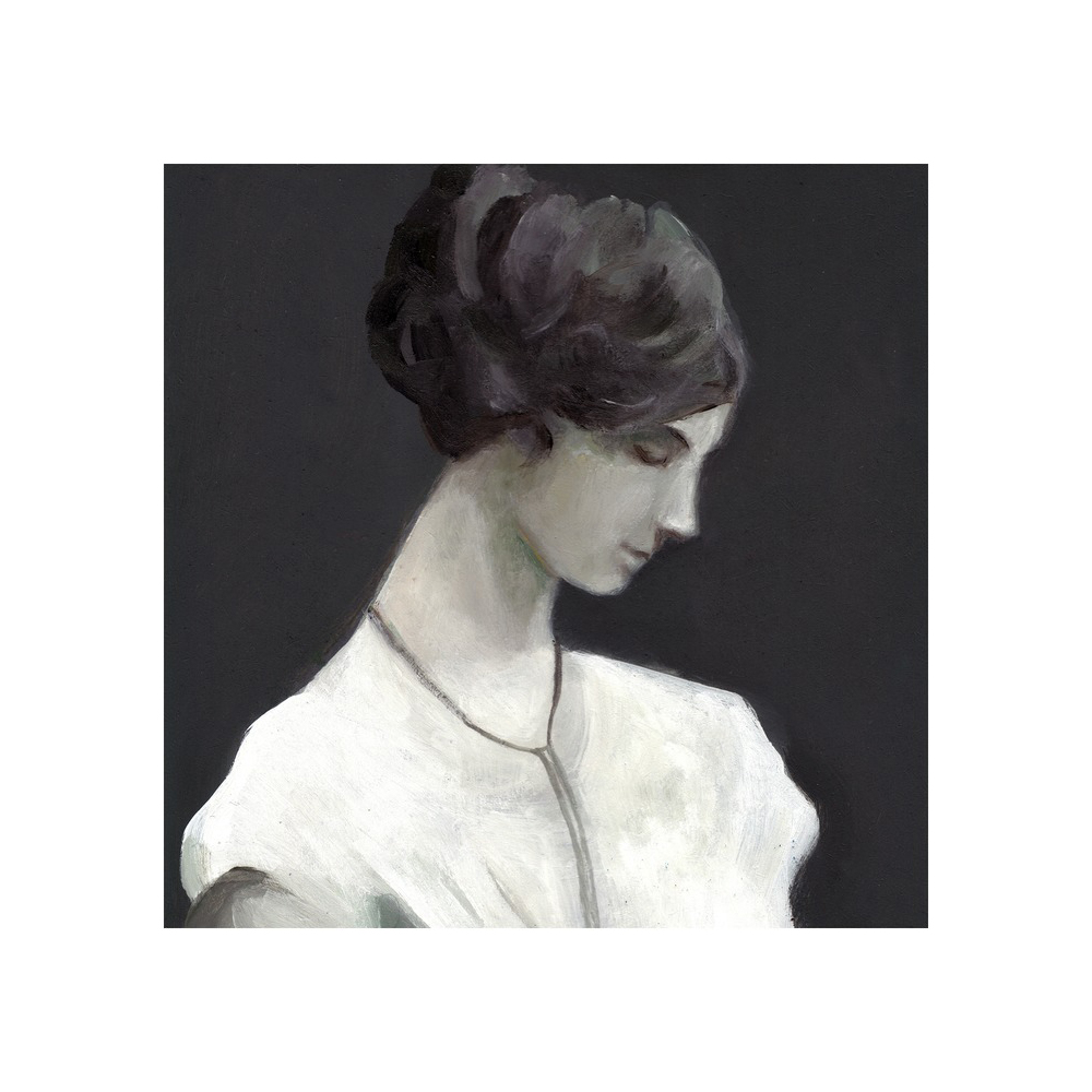 Portrait of a Woman  BY TALI YALONETZKI