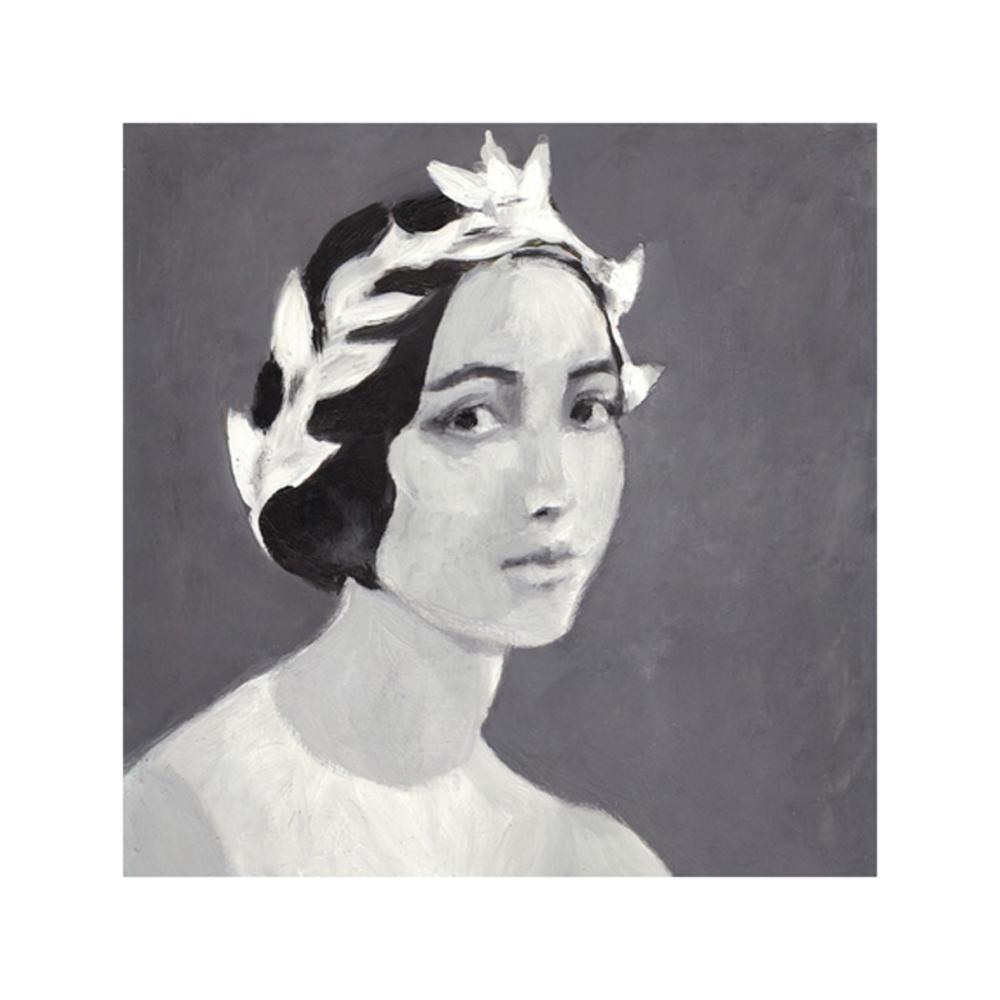 Young Lady  BY TALI YALONETZKI