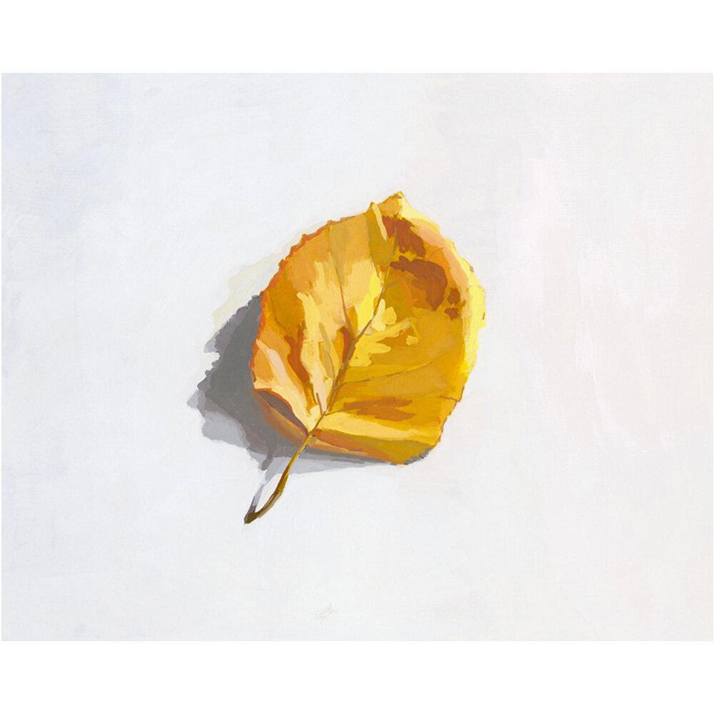 Fall Leaf  BY ELIZABETH MAYVILLE