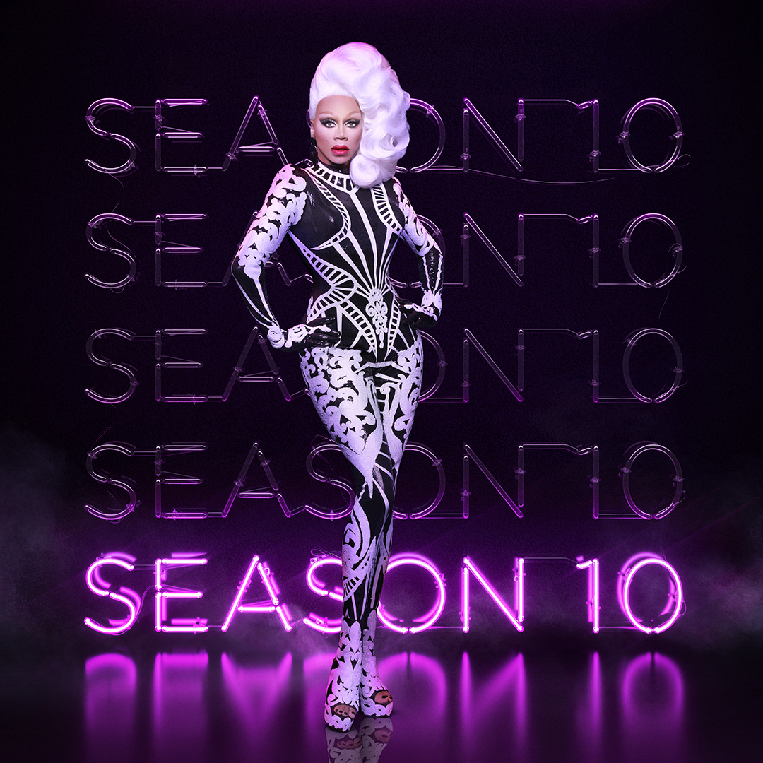 RUPAUL'SDRAG RACE - SEASON 10